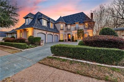 Southlake Single Family Home For Sale: 1304 Regency Court
