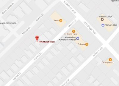 Dallas Single Family Home For Sale: 4805 Manett Street