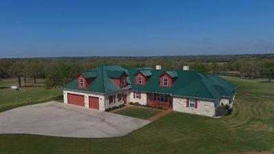 Weatherford Single Family Home For Sale: 2050 Stafford Road