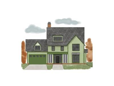 Mckinney Single Family Home For Sale: 1400 Shaker Run