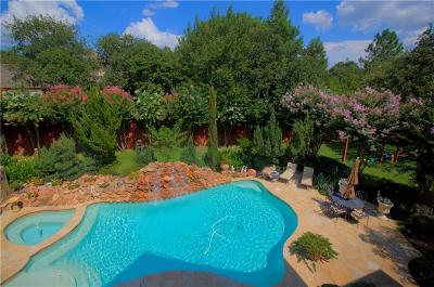 Denton Single Family Home For Sale: 100 Bentwood Court