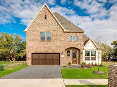 Keller Single Family Home For Sale: 812 Brookstone Court