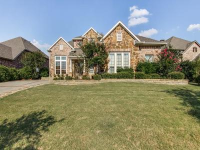 Lewisville Single Family Home For Sale: 837 Sword Bridge Drive