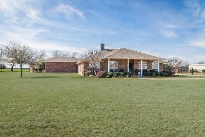Lavon Single Family Home Active Contingent: 335 Meadow View Drive