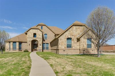 Grand Prairie Single Family Home For Sale: 1011 E Par View Circle