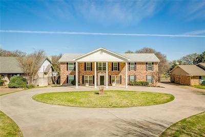 Grand Prairie Single Family Home For Sale: 2550 Sunnyvale Road