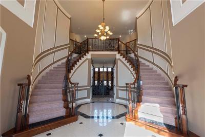 Allen Single Family Home Active Option Contract: 1712 Lexington Drive