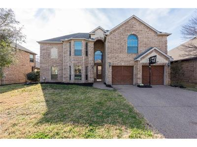 Fort Worth TX Single Family Home For Sale: $364,900