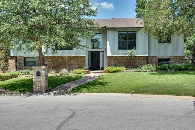 Fort Worth Single Family Home For Sale: 7808 Bayshore Court