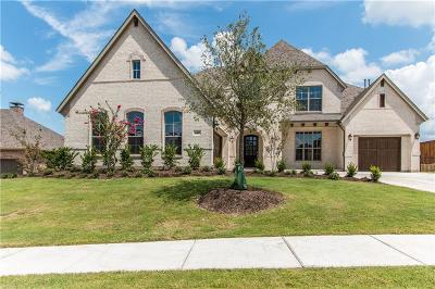 Prosper Single Family Home For Sale: 640 Glen Canyon Drive