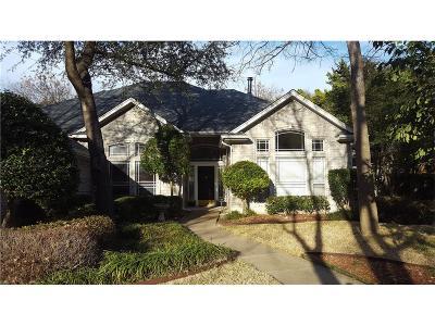 Cedar Hill Single Family Home For Sale: 716 Sherwood Court