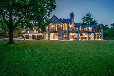 Dallas Single Family Home For Sale: 6520 Northaven Road
