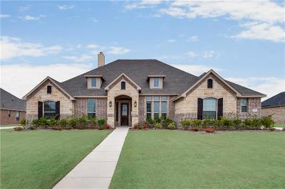 Waxahachie Single Family Home For Sale: 121 Granite Way