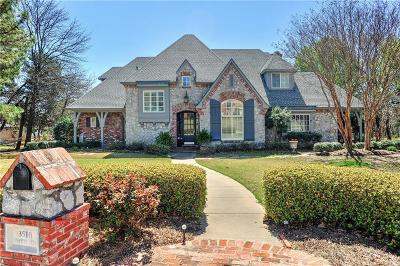 Single Family Home For Sale: 3510 Timberview