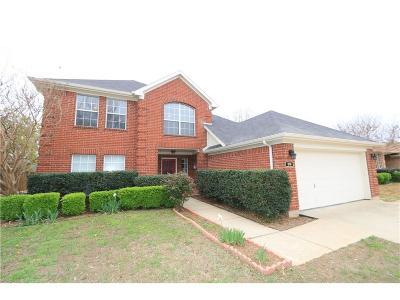 Lake Dallas Single Family Home For Sale: 318 Plantation Oak Avenue