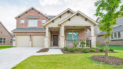 Prosper Single Family Home For Sale: 201 Dragonfly Drive