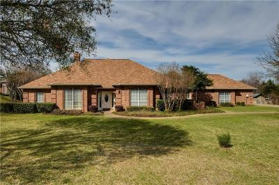 Southlake Single Family Home For Sale: 1360 Cross Timber Drive