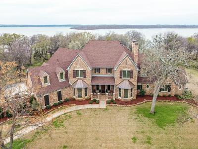 Cross Roads Single Family Home For Sale: 3301 W Oak Shores Drive