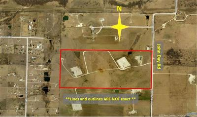 Haslet Farm & Ranch For Sale: 82 John Day Road