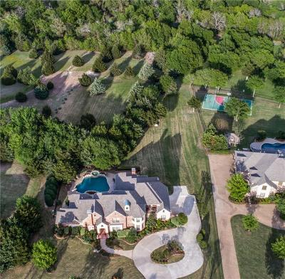Prosper Single Family Home For Sale: 1320 Winding Creek Road