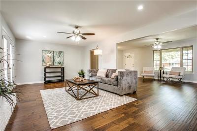 Dallas Single Family Home Active Kick Out: 8463 Bellingham Drive