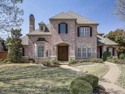 Coppell Single Family Home For Sale: 503 Country Lane