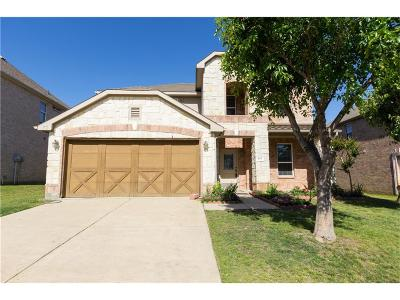 Euless Single Family Home Active Option Contract: 303 Moonlight Drive