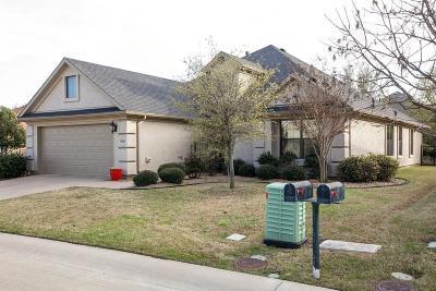 Denton Single Family Home For Sale: 9613 Teakwood Avenue