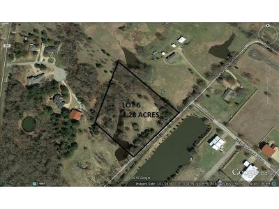 Edgewood Residential Lots & Land For Sale: Lot 6 County Road 3119