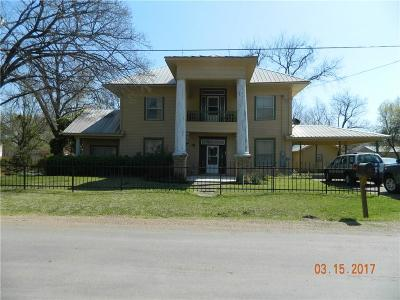 Cedar Creek Lake, Athens, Kemp Single Family Home For Sale: 504 E 11th