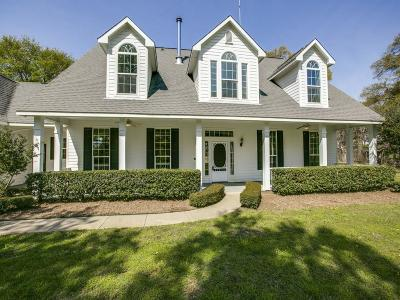 Crandall, Combine Single Family Home For Sale: 320 Loren Boyd Road