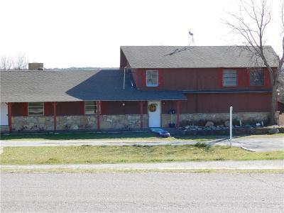 Hudson Oaks Single Family Home For Sale: 4850 E Bankhead Highway
