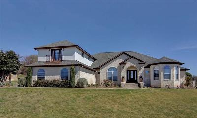 Aledo Single Family Home Active Option Contract: 1400 Keeneland Hill Drive