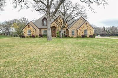 Burleson Single Family Home For Sale: 8108 Oakmont Drive
