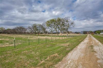Forney Farm & Ranch For Sale: 15908 Wiser Road