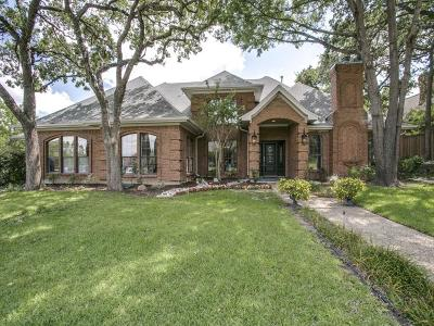 Colleyville Single Family Home For Sale: 3209 Eaton Circle