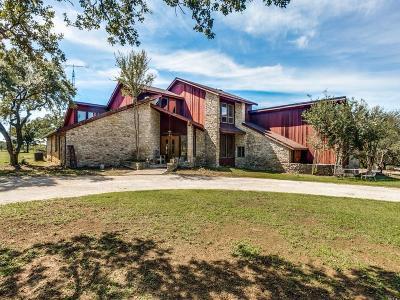 Millsap Farm & Ranch For Sale: 1620 Cool Junction
