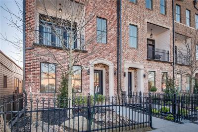 Waxahachie Townhouse Active Contingent: Tbd5 W Franklin Street