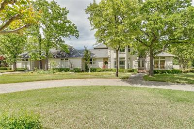 Mansfield Single Family Home For Sale: 8 Woodland Drive