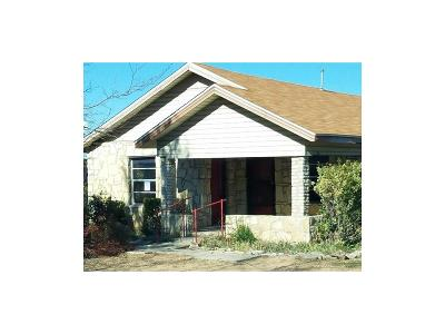 Somervell County Single Family Home Active Option Contract: 1555 County Road 2006