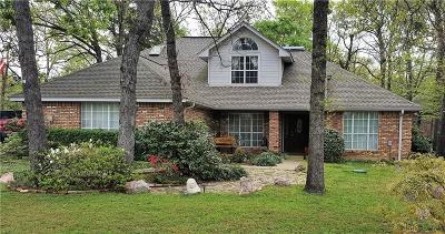 Mabank Single Family Home For Sale: 106 Pinehurst Drive