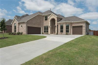 Sachse Single Family Home For Sale: 7805 Graystone Drive