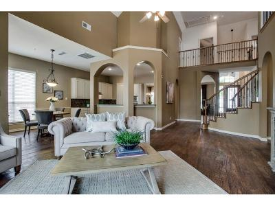 Highland Village Single Family Home Active Option Contract: 3330 Castlewood Boulevard