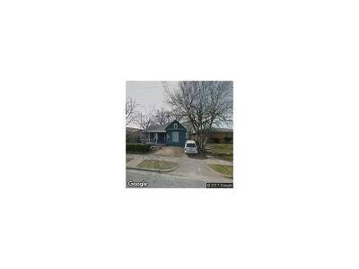 Dallas Single Family Home For Sale: 1719 Caddo Street