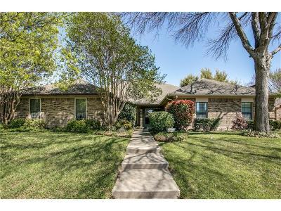 Dallas Half Duplex For Sale: 18916 Tupelo Lane