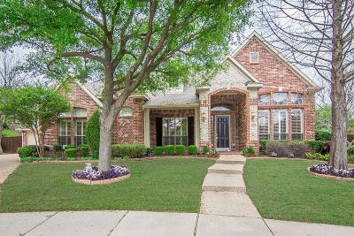 Allen Single Family Home Active Option Contract: 1089 Limestone Court