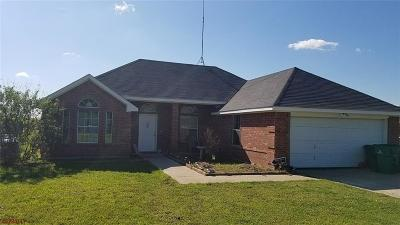 Terrell Single Family Home Active Contingent: 13812 County Road 236