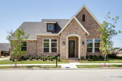 Carrollton Single Family Home For Sale: 1000 Peacock Boulevard