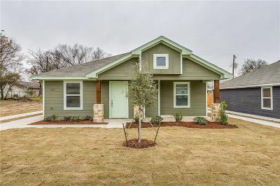 Tarrant County Single Family Home For Sale: 310 New York Avenue