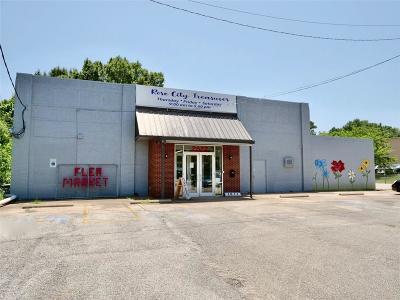 Tyler Commercial For Sale: 2822 W Erwin Street